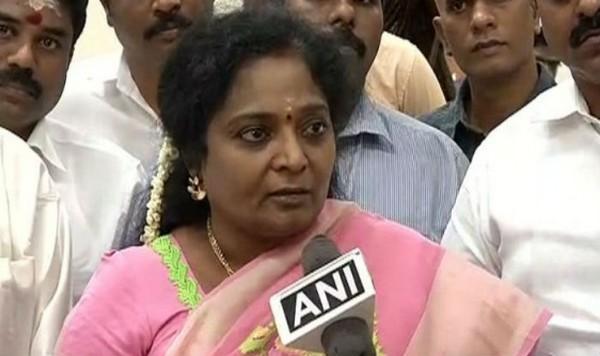 tamilisai - S.V.Sekar repiled about tamilisai soundarrajan