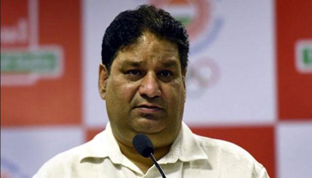 இந்திய ஒலிம்பிக் சங்க செயலாளர் ராஜீவ் மேத்தா