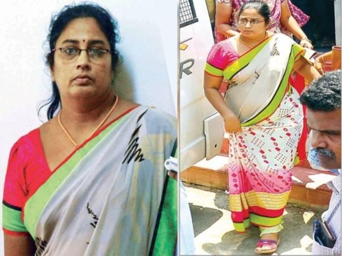 உதவிப்பேராசிரியர் நிர்மலா தேவிக்கு ஜாமின் கிடைத்தது