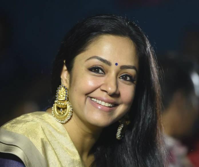 நடிகர் கார்த்தி - ஜோதிகா