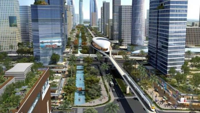 Coimbatore Smart City project