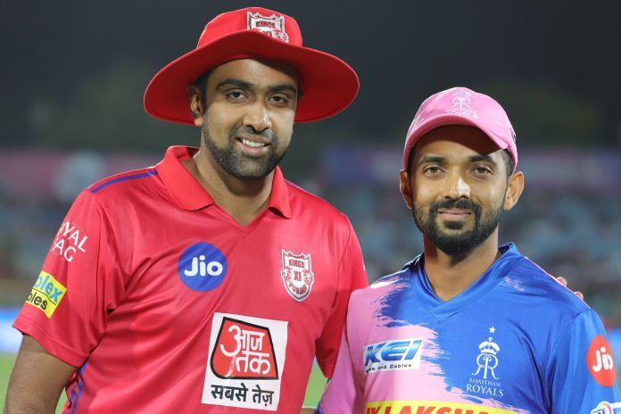Kings XI Punjab v Rajasthan Royals