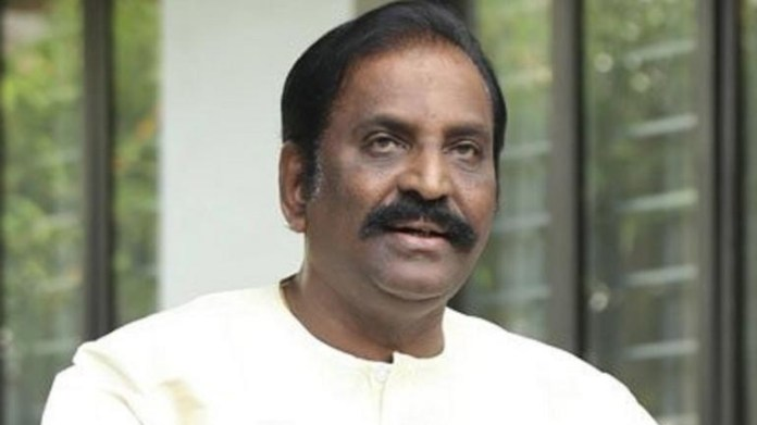 Vairamuthu angry notice on language in school