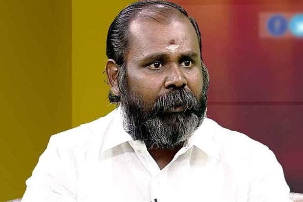 Minister R.B. Udhayakumar
