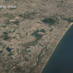 Google Earth - Pallikaranai marshal Lands