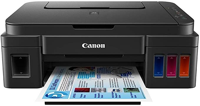 All in one printer, copier and scanner