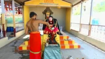 Corona Devi Temple
