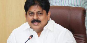 Former Minister Manikandan