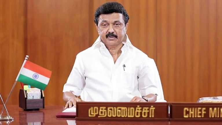 CM MK Stalin