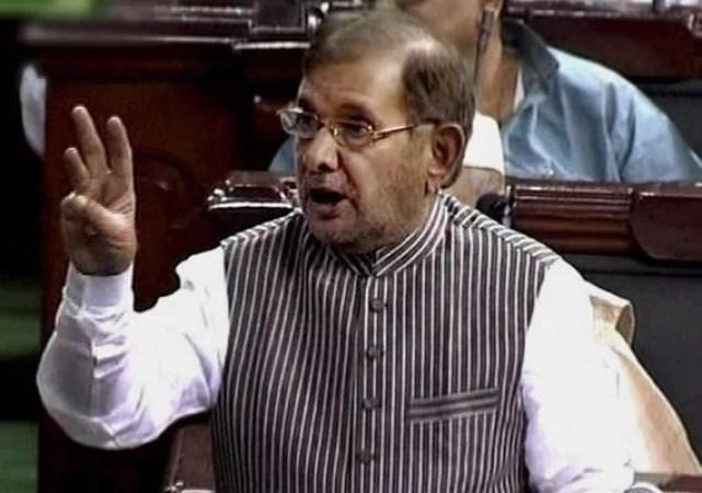 Sharad_Yadav_indian parliment