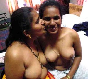 Mallu-Indian-Lesbian-Aunties-Sucking-Boobs-20