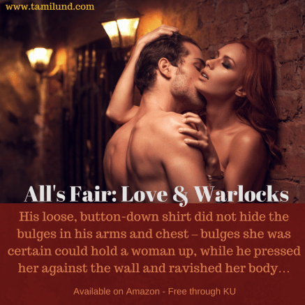 All's Fair_ Love & Warlocks