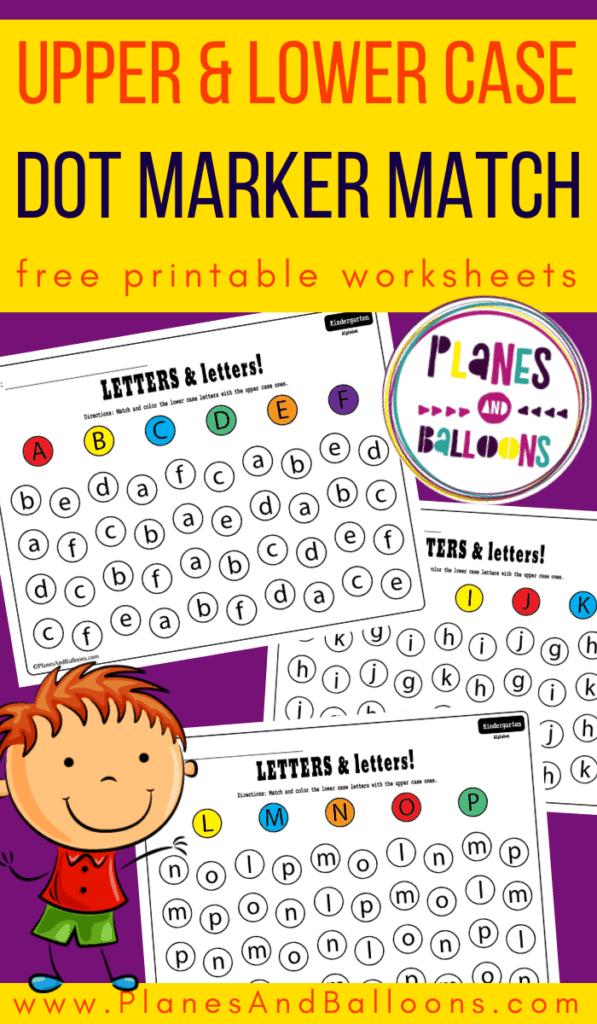 Free Alphabet Printables For Kids - Taming Little Monsters