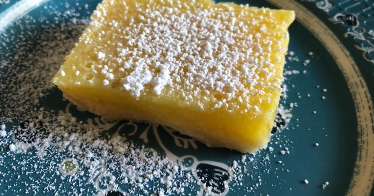 Treat Tuesday-Lemon-Lime Squares