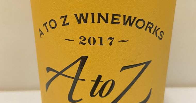 Wine of the Week-A to Z Pinot Gris