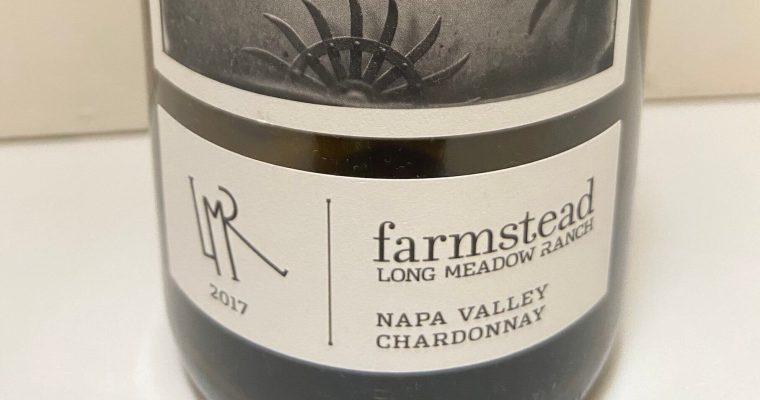 Wine of the Week-Farmstead Chardonnay
