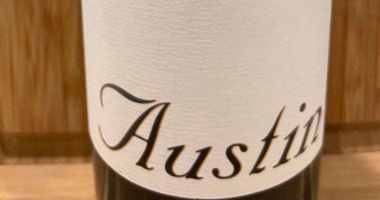 Wine of the Week-Austin Cabernet Sauvignon