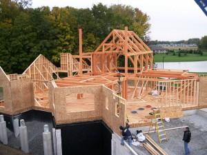 Hybrid Timber Frame Tamlin Homes Timber Frame Home