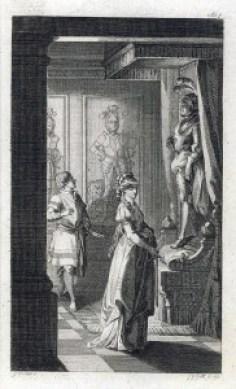 Gothic Novel Illustration
