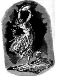 Esmeralda Drawing Hugo Book