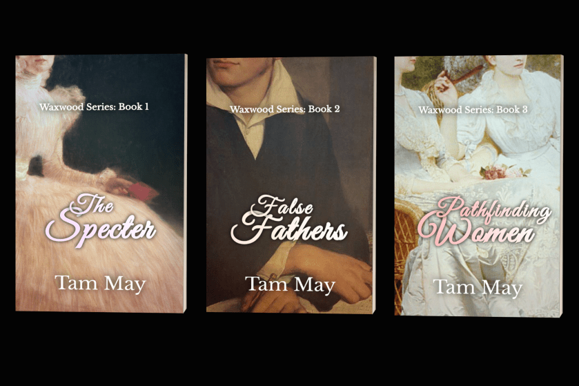 historical fiction, series, Waxwood Series, 19th century, Gilded Age, family saga, family drama, women's fiction, coming-of-age
