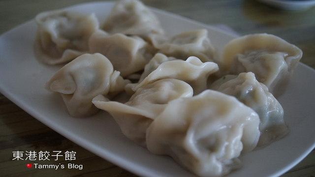《屏東美食》東港。東港餃子館 鐵皮屋藏平民美味