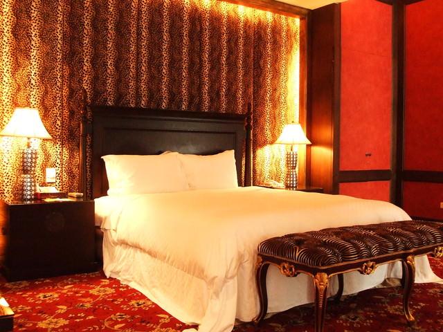 《台中摩鐵》悅豪時尚精品旅館 – 絕色上海風