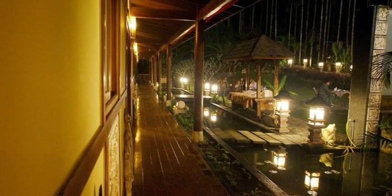 《南投民宿》峇里峇里渡假民宿 南洋風味晚餐