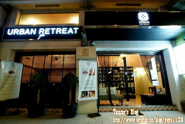《曼谷旅遊》Urban Retreat Spa 來曼谷不瘋狂SPA會對不起自己!