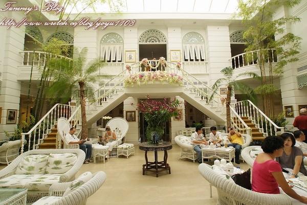 《曼谷美食》東方文華酒店The Authors' Lounge英式下午茶