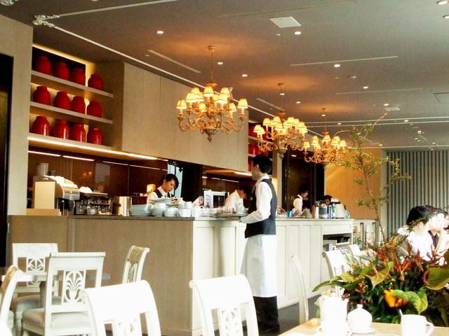 《台北美食》誠品信義旗艦。Eslite Tea Room