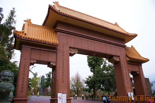 《南投旅遊》埔里。中台禪寺
