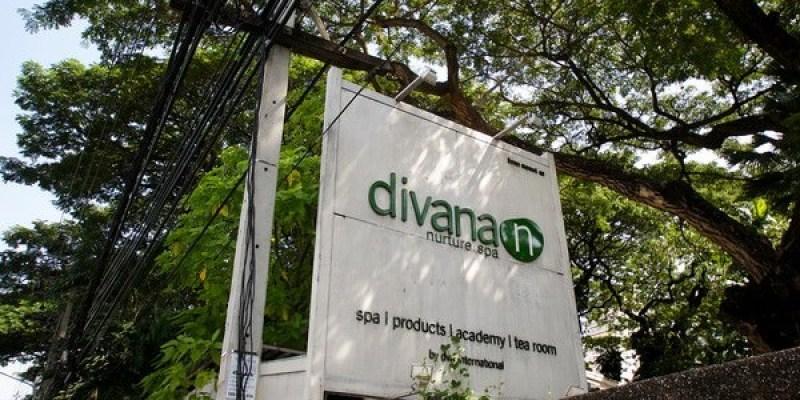 《曼谷美食》Divana  Nurture SPA - 陽光灑落的Tea Room