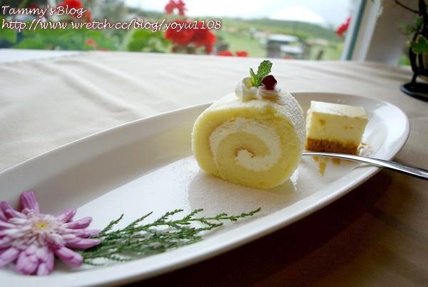 《嘉義民宿》阿里山。四季星空 招待的下午茶