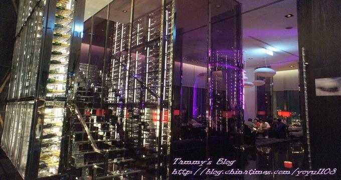 《台北美食》W Hotel – YEN紫豔中餐廳 大獅子生日快樂!
