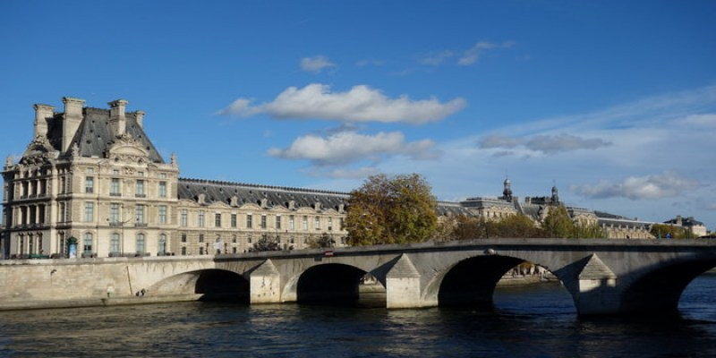 《心情》法國。巴黎 今年的生日就在巴黎浪漫的渡過吧!