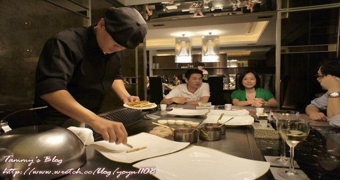 《台北美食》荷庭時尚餐廳 大獅子的生日饗宴
