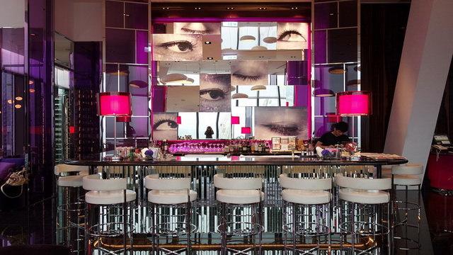 《台北下午茶》W Hotel 紫豔酒吧 – 紫艷香檳下午茶
