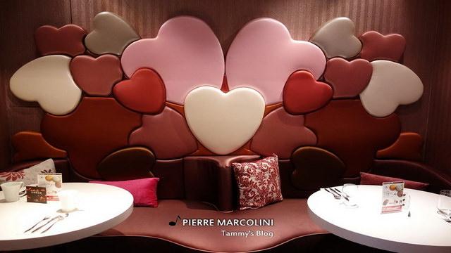 《活動》Pierre Marcolini 瑪歌尼尼巧克力藝術沙龍 中山旗艦店- 品嚐夏季新品「冰釋紀」