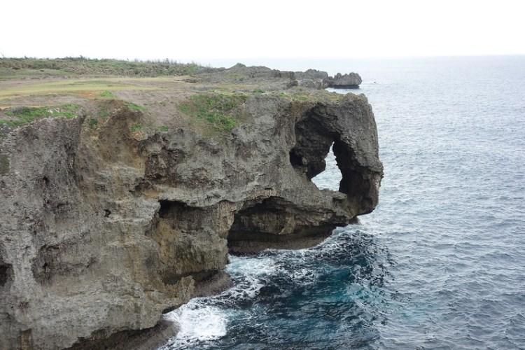 《沖繩旅遊》萬座毛/殘波岬/勝連城跡 走馬看花快閃遊