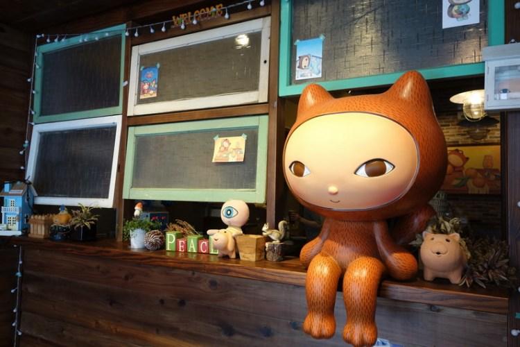 《宜蘭咖啡》想太多咖啡Trop Penser Café 宜蘭礁溪的可愛咖啡店