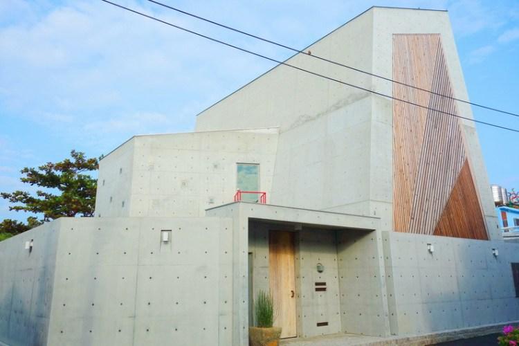 《台南民宿》金毛屋 台南安平漁光島上的新毛家大院