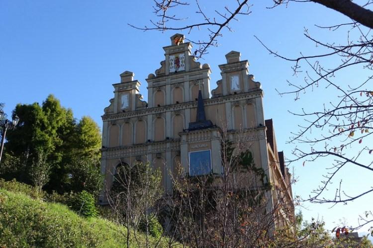《南投民宿》清境佛羅倫斯山莊 – 君士坦丁堡 洛可可古典樓中樓套房