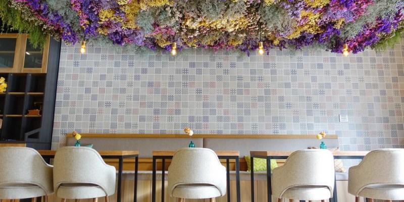 《樹林美食》Niko Niko Cafe' 早午餐/厚鬆餅/乾燥花/花牆 三峽北大特區少女心噴發!
