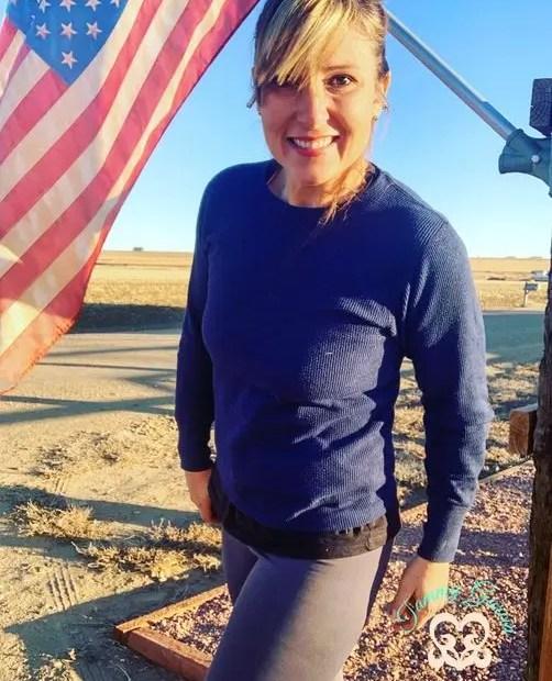 Tammy Cuthbert Garcia - I Am Rural America