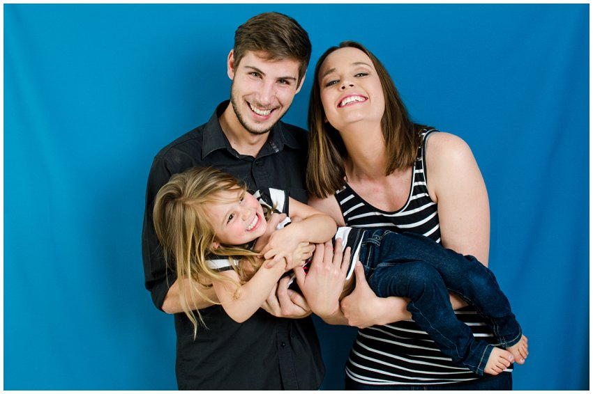 Studio Photo Shoot | East Rand Family Photography | Kim and Family