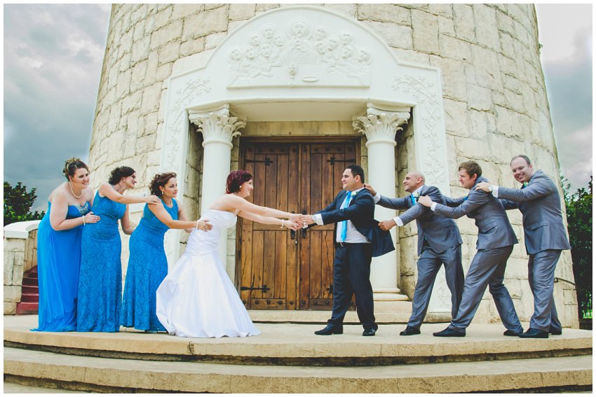 Lebanese Catholice Wedding at Our Lady Of Lebanon in Alberton, February Wedding with a Sky bllue theme taken by Tammy Holliday Photography, Johannesburg Photographer