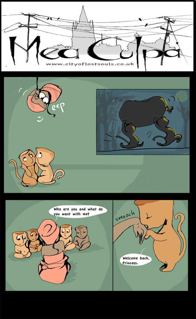 84. Monkey business