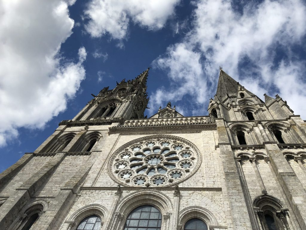 Cathedral of Our Lady of Chartres France Tammy Partlow