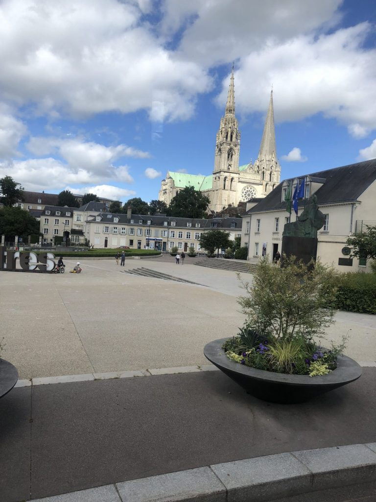 Tammy Partlow Chartres Cathedral France 1
